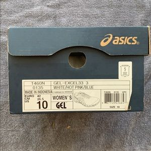 ASICS gel excel33 sneakers
